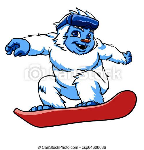 Download snowboarding clipart Snowboarding Clip art
