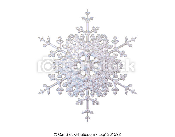 snowflake - csp1361592