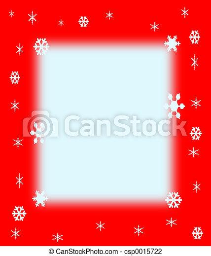 Snowflake Season - csp0015722