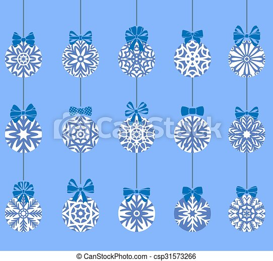 snowflakes - csp31573266