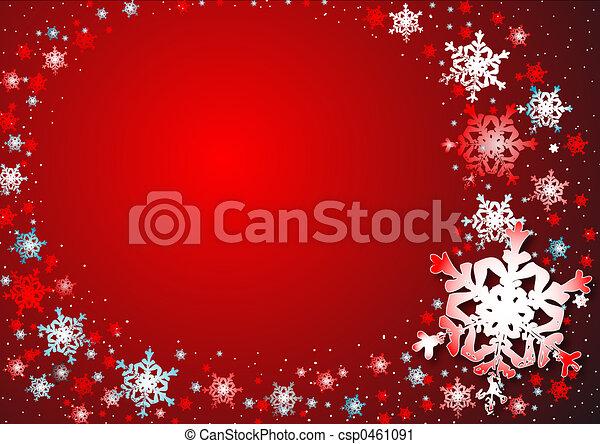 snowflakes dance - csp0461091