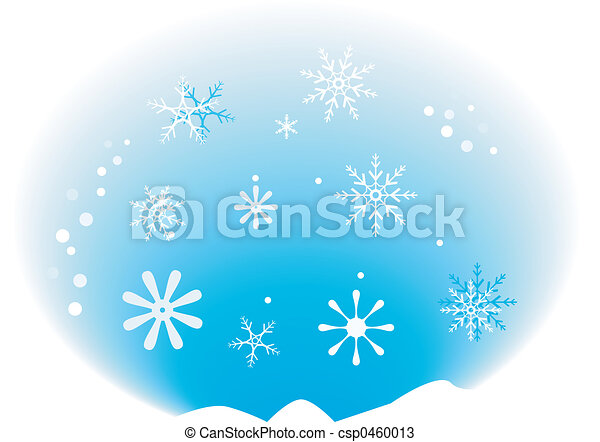 Snowflakes - csp0460013