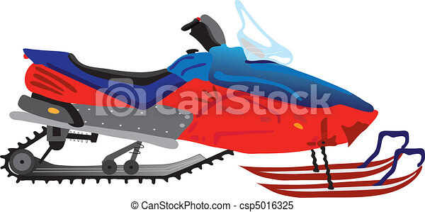 vectors illustration shows a red snowmobile clipart vector search rh canstockphoto com snowmobile cartoon clip art snowmobile clip art pictures