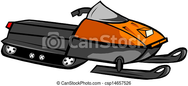 snowmobile vector illustration search clipart drawings and eps rh canstockphoto com snowmobile cartoon clip art snowmobile track clip art