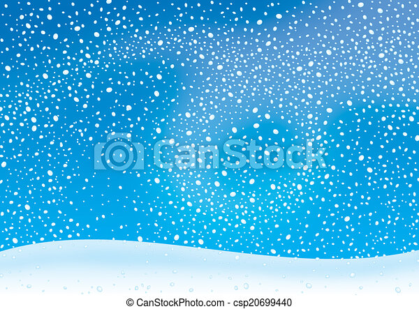 snowstorm winter background with snowstorm and snowdrift rh canstockphoto com Winter Clip Art snow storm clipart