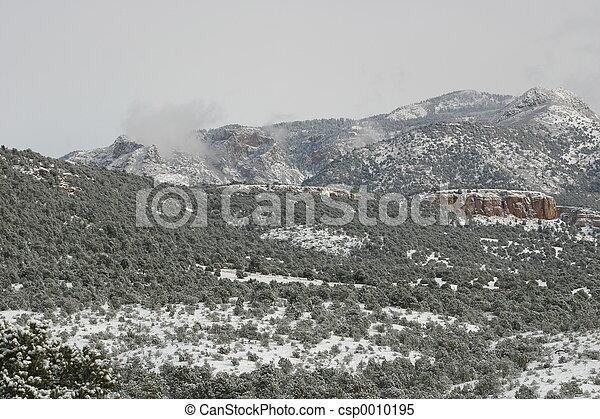 Snowy Canyon - csp0010195