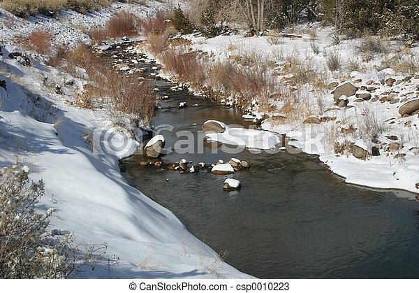 Snowy Creek - csp0010223