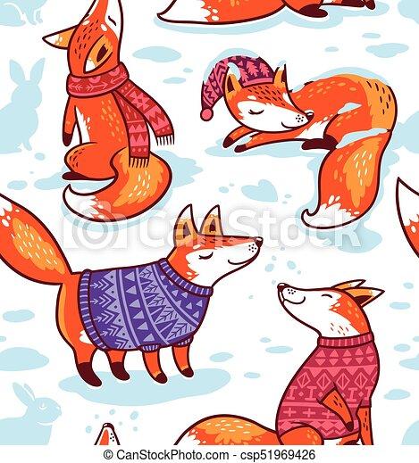 23+ Cute Fox Wallpaper Cartoon Pics