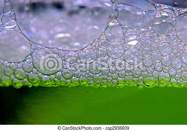 soap bubbles - csp2936609