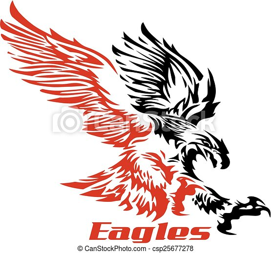 tribal soaring eagle vectors illustration search clipart drawings rh canstockphoto com hawk clip art black and white hawk clipart abstract