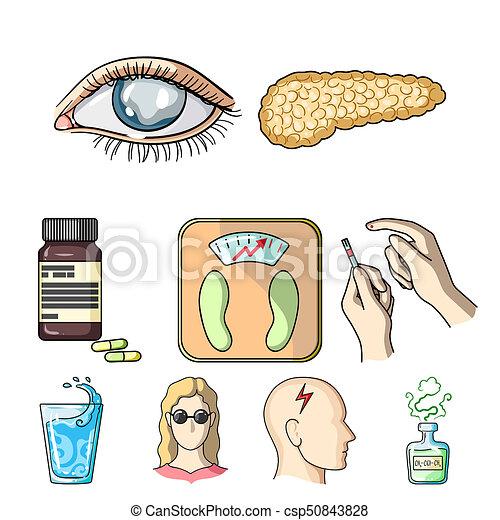 descarga de animación de diabetes mellitus