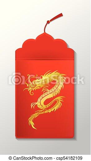 Envoltorio rojo - csp54182109
