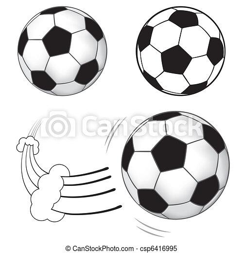 Soccer Ball - csp6416995