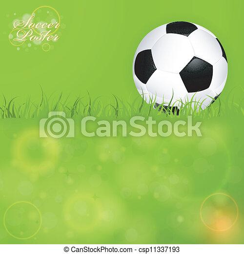 Soccer Ball - csp11337193
