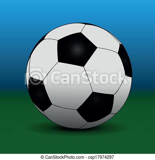 Soccer ball - csp17974297