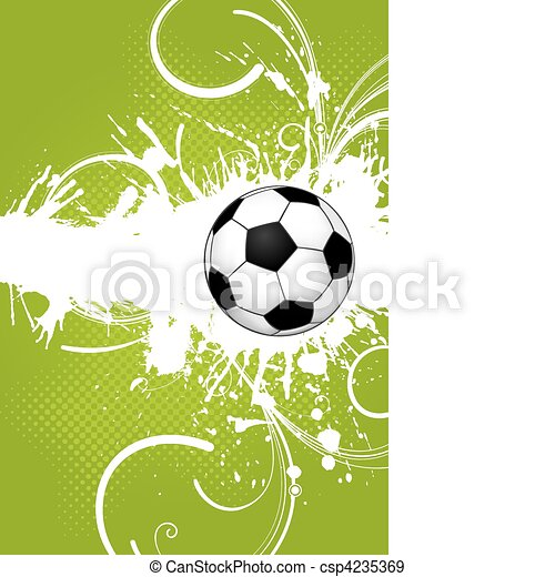 Soccer Ball - csp4235369