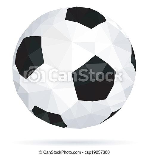 Soccer Ball - csp19257380