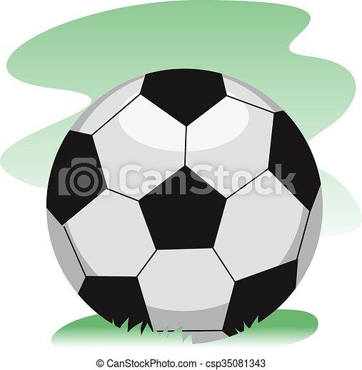 Soccer Ball - csp35081343