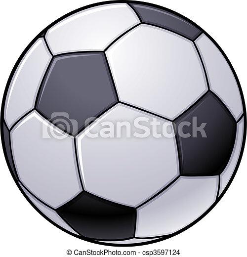 Soccer Ball - csp3597124