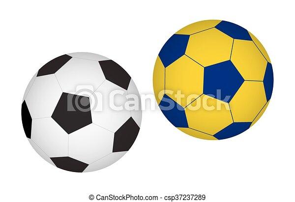soccer ball - csp37237289