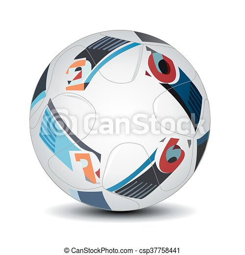 Soccer ball - csp37758441