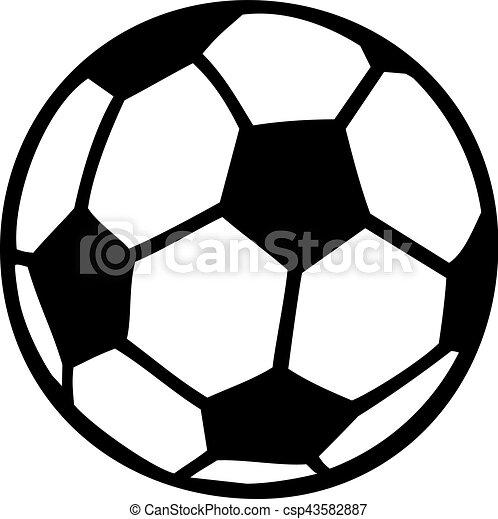 Soccer ball - csp43582887