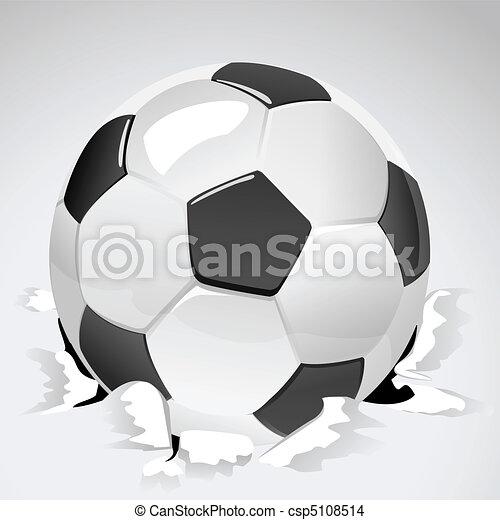 soccer ball - csp5108514