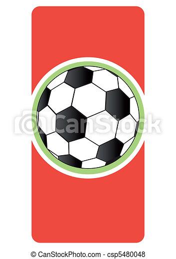 Soccer ball - csp5480048