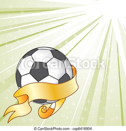 Soccer Ball - csp6416904
