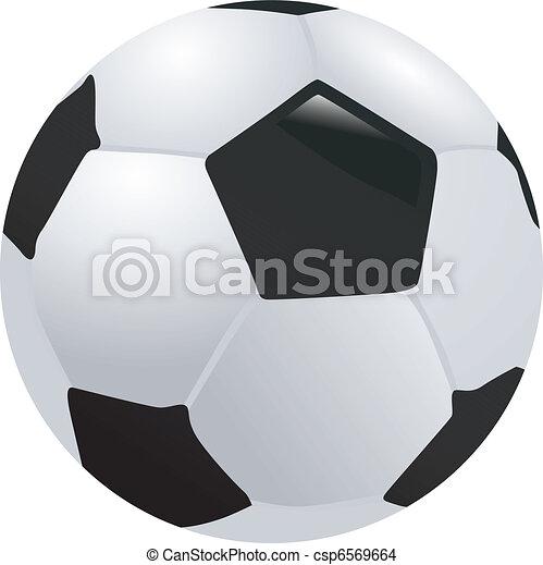 soccer ball - csp6569664