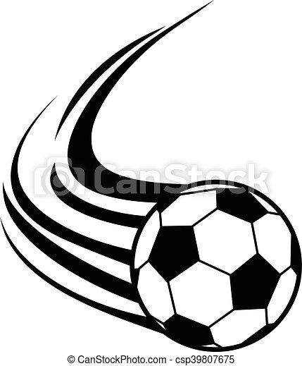 Soccer Ball Football Vector Icon