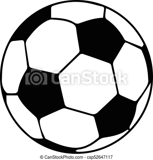 soccer ball icon simple black style soccer ball icon vector rh canstockphoto co uk soccer ball graphics printable soccer ball graphic images