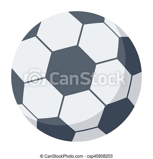 Soccer Ball Illustration - csp45808203