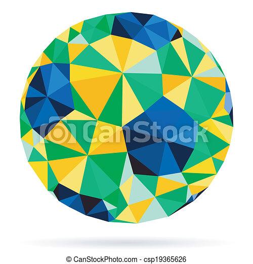 Soccer Ball - csp19365626