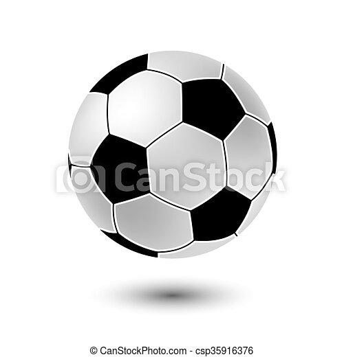 Soccer ball - csp35916376