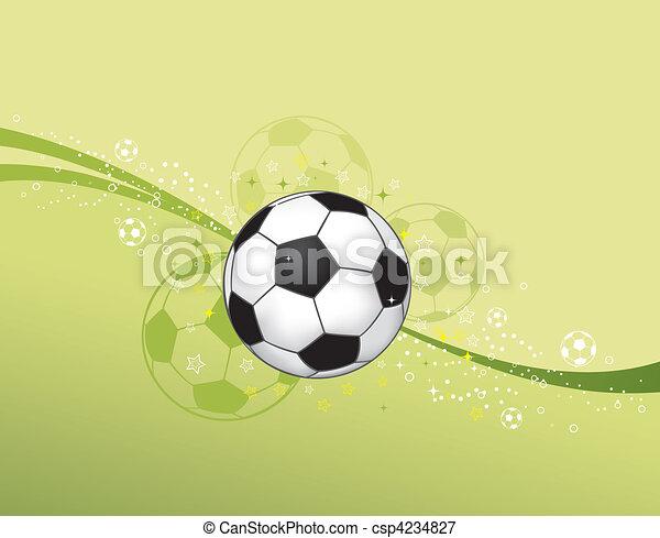 Soccer Ball - csp4234827