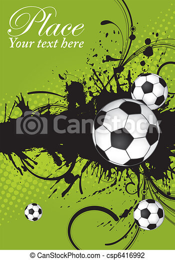 Soccer Ball theme - csp6416992