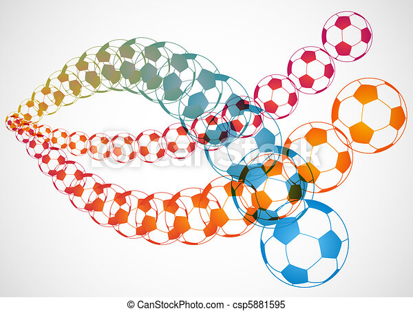 Soccer Ball Trajectory - csp5881595
