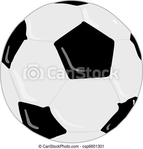 Soccer ball - csp6601301