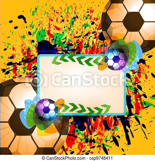 Soccer Ball - csp9748411