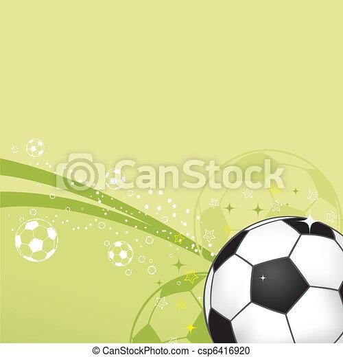Soccer Ball - csp6416920