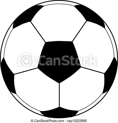 soccer ball vector eps vectors search clip art illustration rh canstockphoto com Soccer Ball Vector Graphic free soccer ball vector art