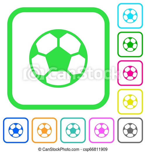 Foot Field Soccer Flag Border Game - Ball , Free Transparent Clipart -  ClipartKey