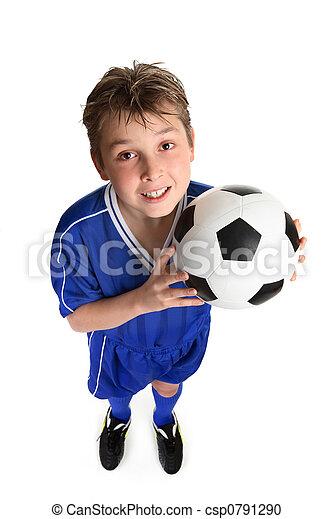 Soccer boy - csp0791290