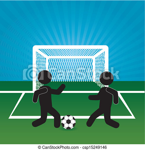 soccer design - csp15249146