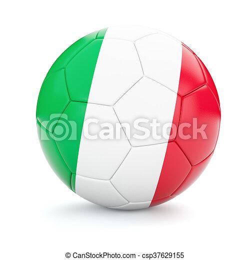 White Graphics /& More Futbol Football Country Austria Flag Soccer Ball