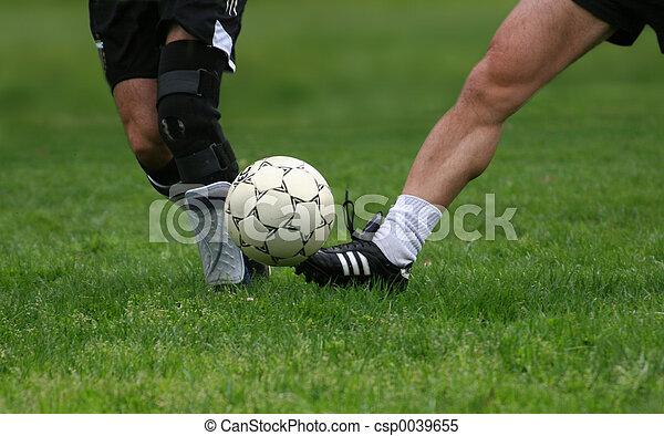 Soccer game - csp0039655
