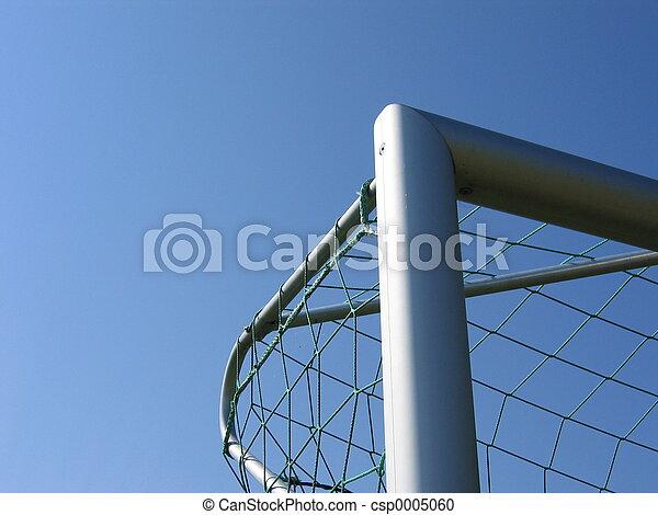 Soccer Goal Angle - csp0005060