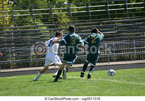 Soccer - csp0011318