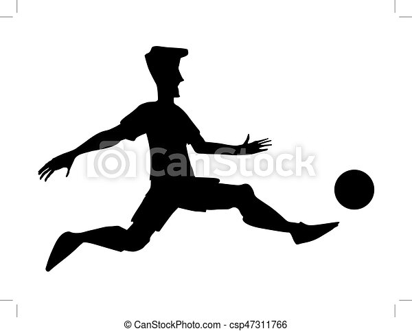 soccer player - csp47311766